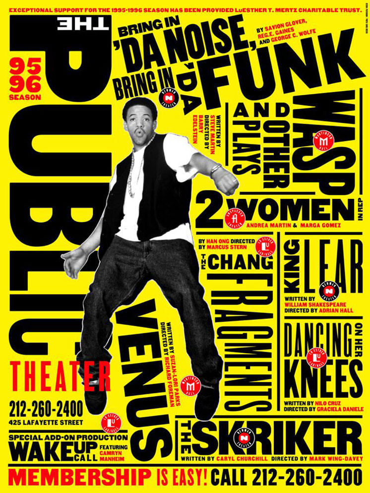15 Paula Scher Graphic Design Images