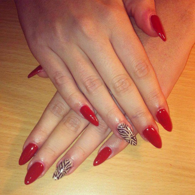 Simple But Elegant Nail Art Designs The Best Inspiration For