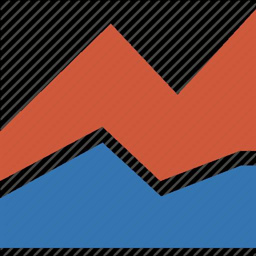 Stock Market Trend Icon
