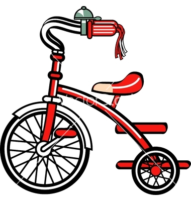 Tricycle Clip Art Free