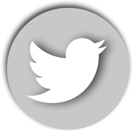 16 Grey Twitter Icon Images - Red Twitter Icon, Twitter ...