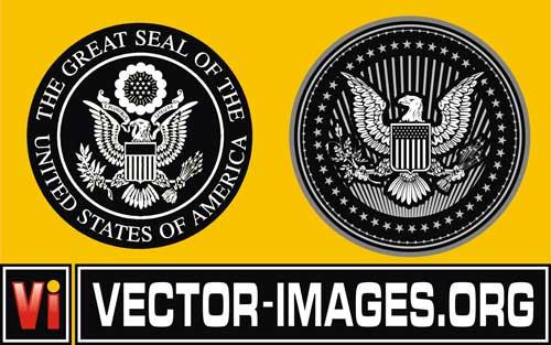 U.S. Seal Vector Download