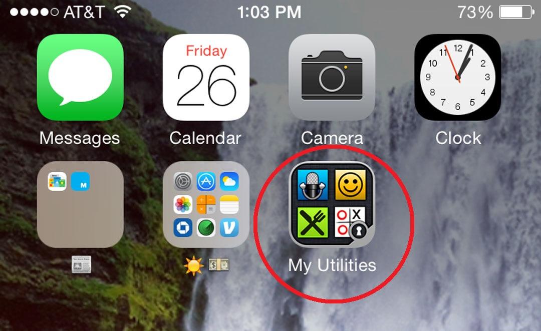 9 IPhone Utilities Folder Icon Images