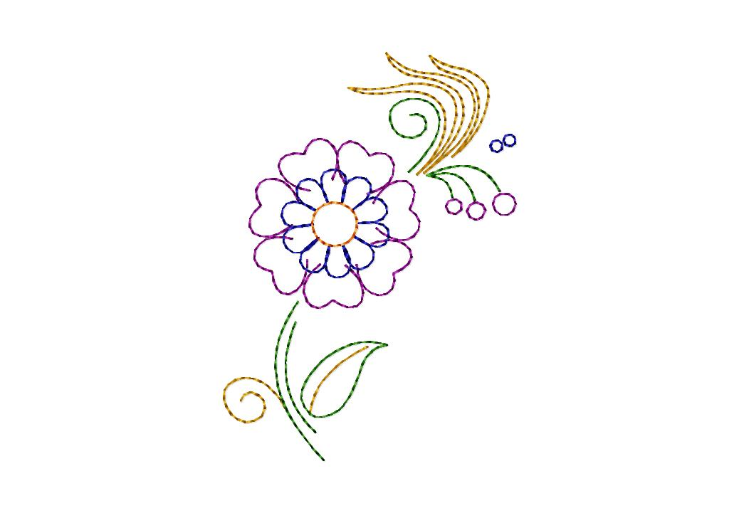 Whimsical Machine Embroidery Designs Free