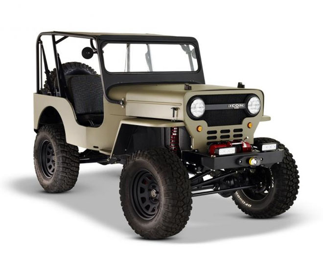 13 Icon Willys Jeep Images