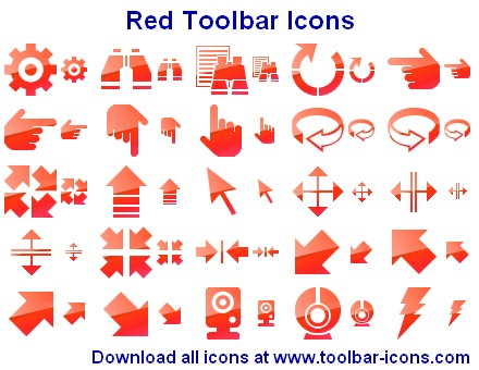 Windows 7 Toolbar Icons