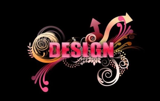 3D Letter D Designs