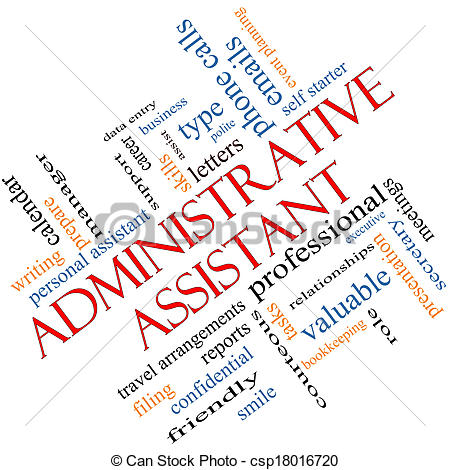 Administrative Assistant Clip Art Free