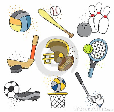 All Sports Cartoon
