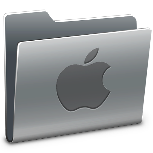Apple Mac Folder Icons Free