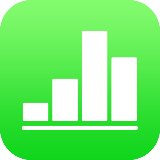 Apple Numbers Icon