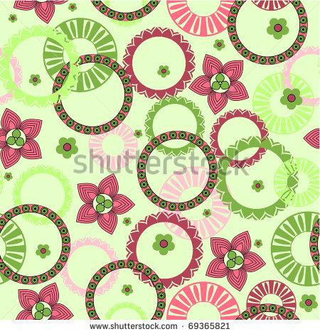 Baby Flower Patterns