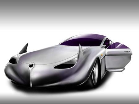 Batman Concept Car
