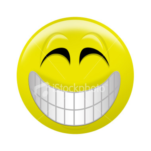 9 Big Smile Emoticon Images
