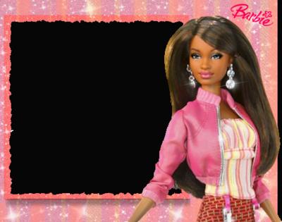 Black Barbie Frame