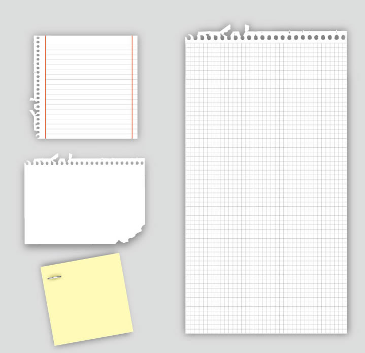 Blank Free Template Paper
