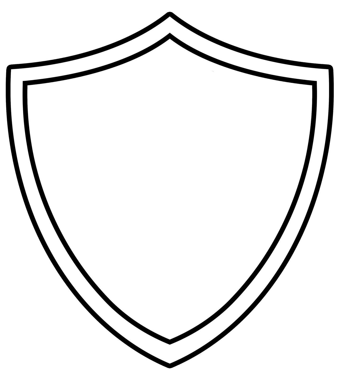10 Shield Design Template Images