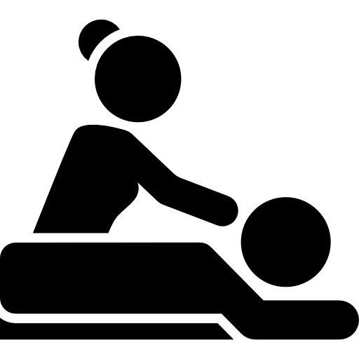 11 Massage Icon Flat PNG Images