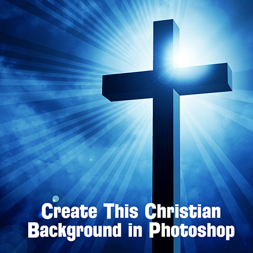 Christian Cross Photoshop