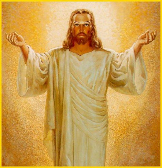 Christian God Jesus Christ