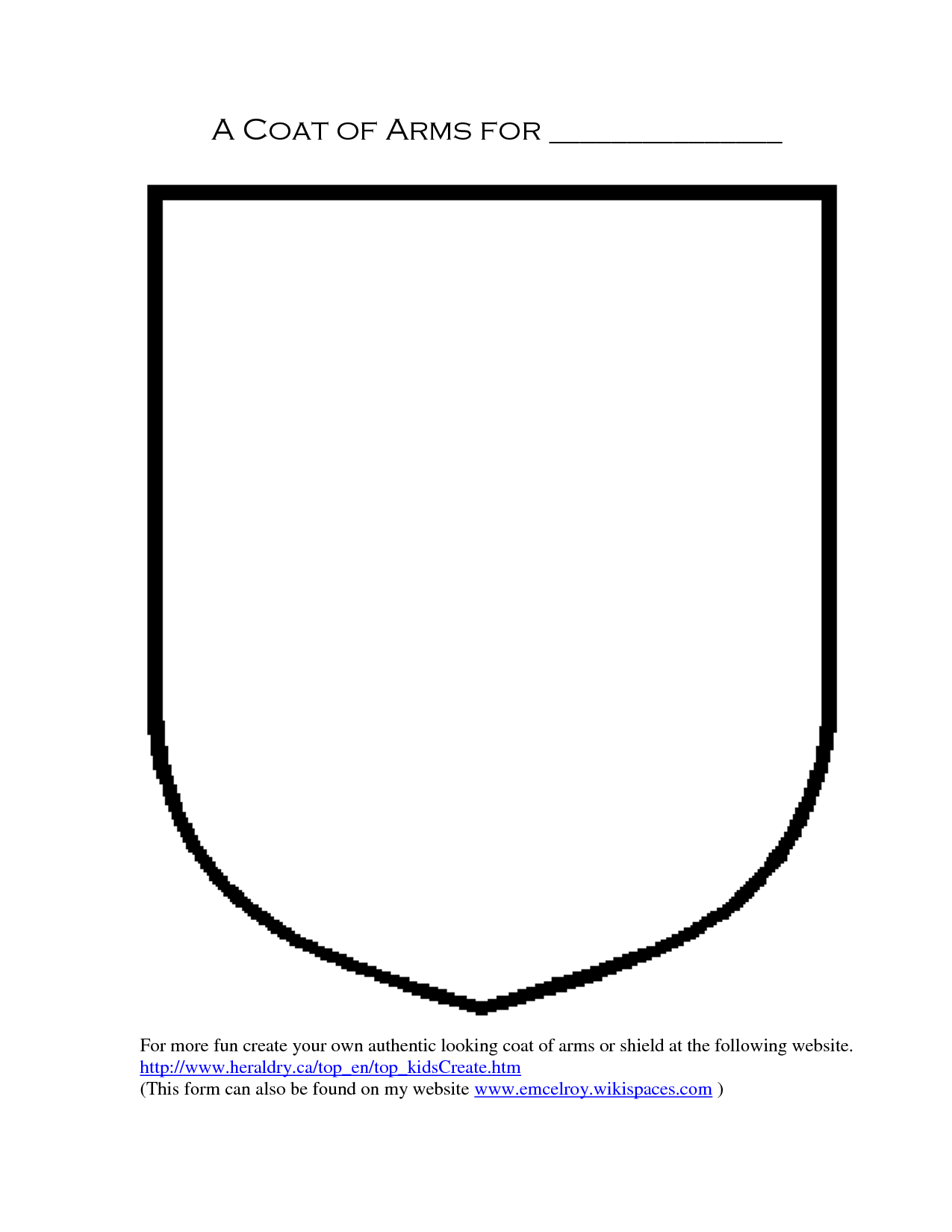 make your own coat of arms template - 10 shield design template images blank superhero shield