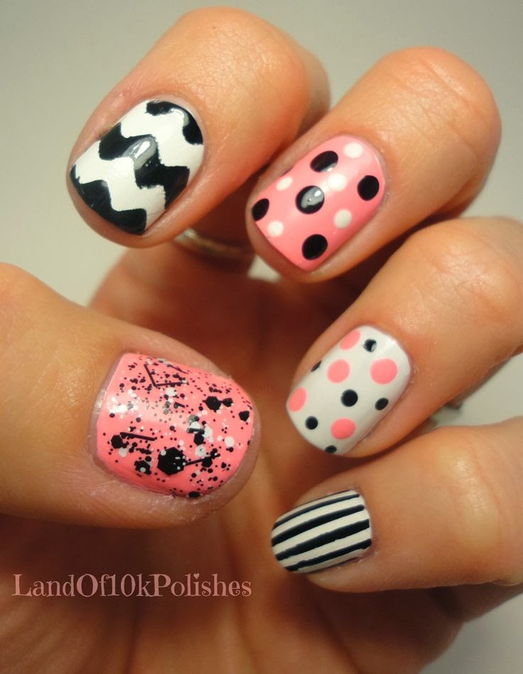 Cute Different Nail Designs