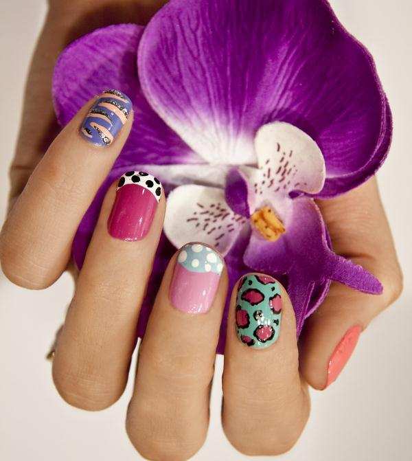 Different Cool Nail Designs