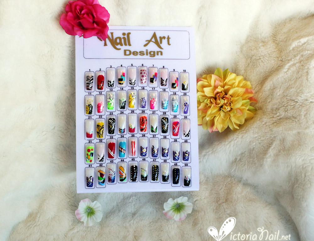 Different Nail Art Designs
