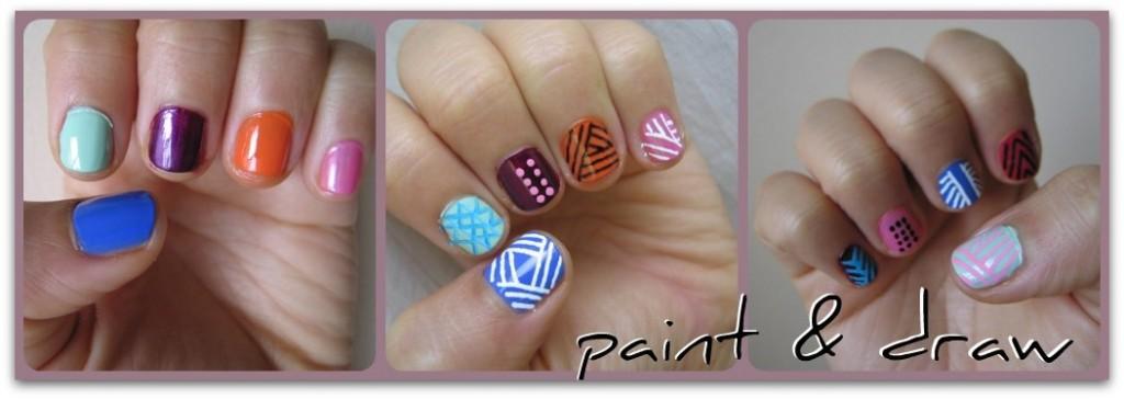 Different Nail Polish Designs