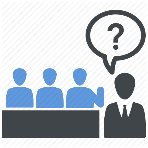 10 Discussion Meeting Icon Images - Group Team Meeting ...