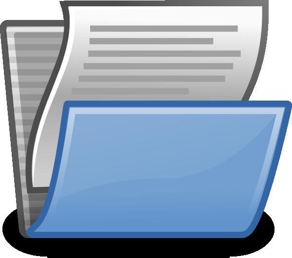 Document Clip Art Free