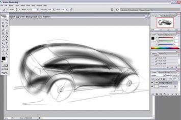 Drawing Cars Step by Step