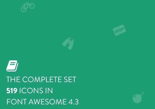 11 Font Awesome Icons 3 Images
