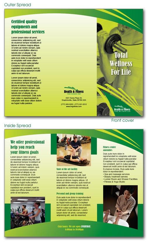 Free Brochure Design Templates