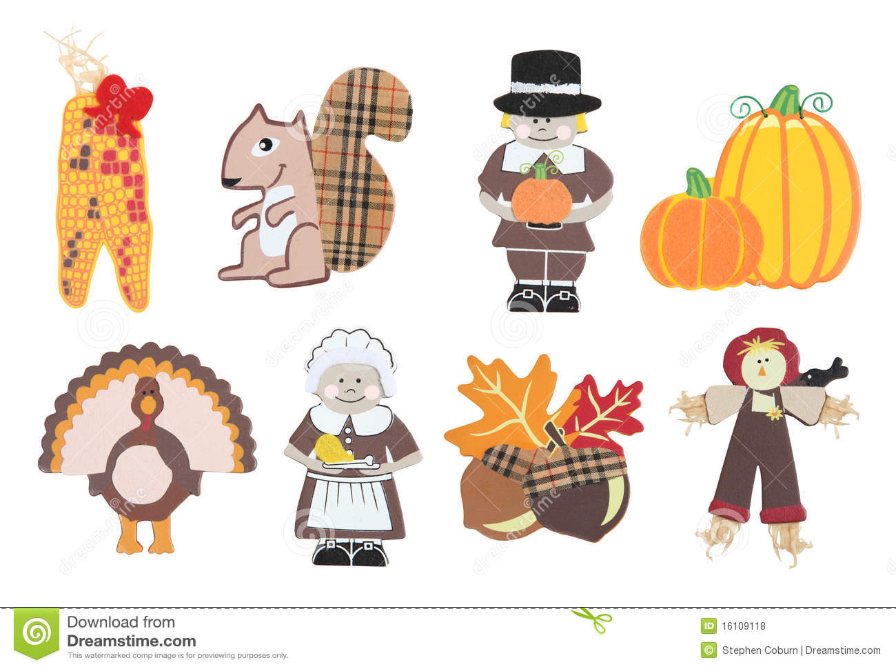 Free Thanksgiving Holiday Icons
