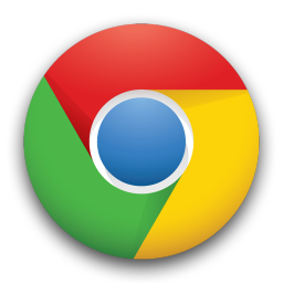 16 Google Chrome Smartphone Icon Images