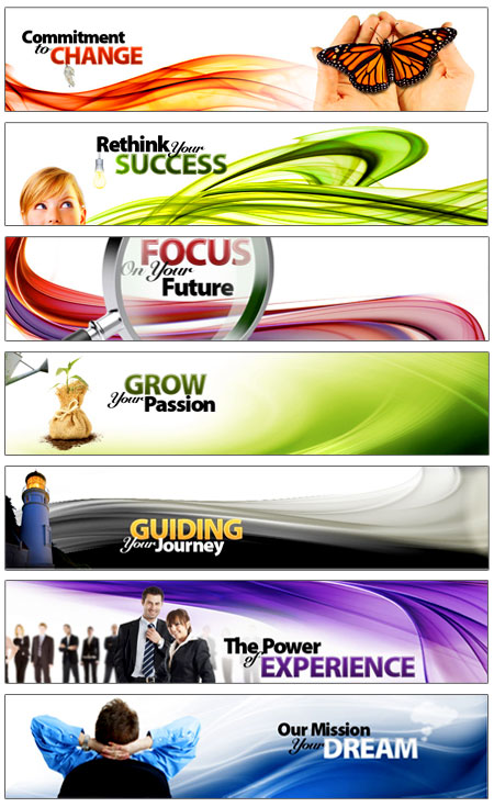 20 Graphic Design Website Banner Images