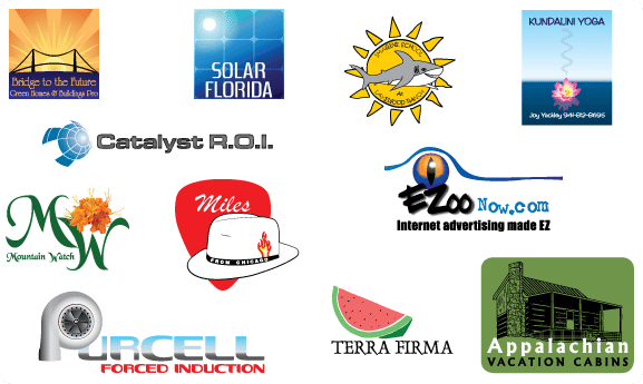 Graphic Design Logo Examples