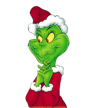 15 Grinch Christmas Icons Images