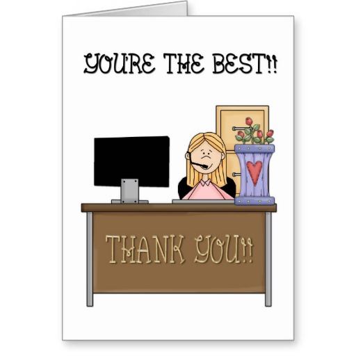 Happy Administrative Professionals Day Cards