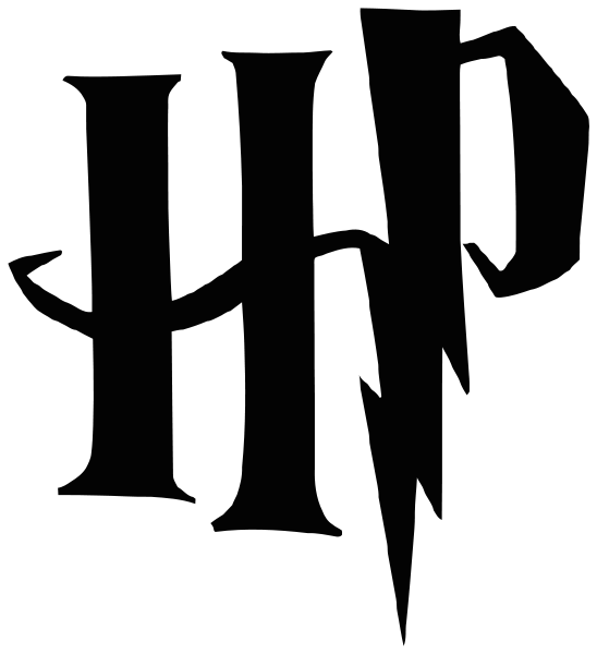 Harry Potter HP Logo