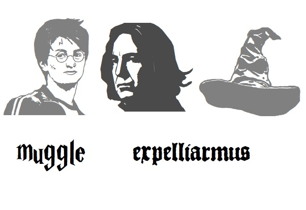 Harry Potter Pumpkin Stencil