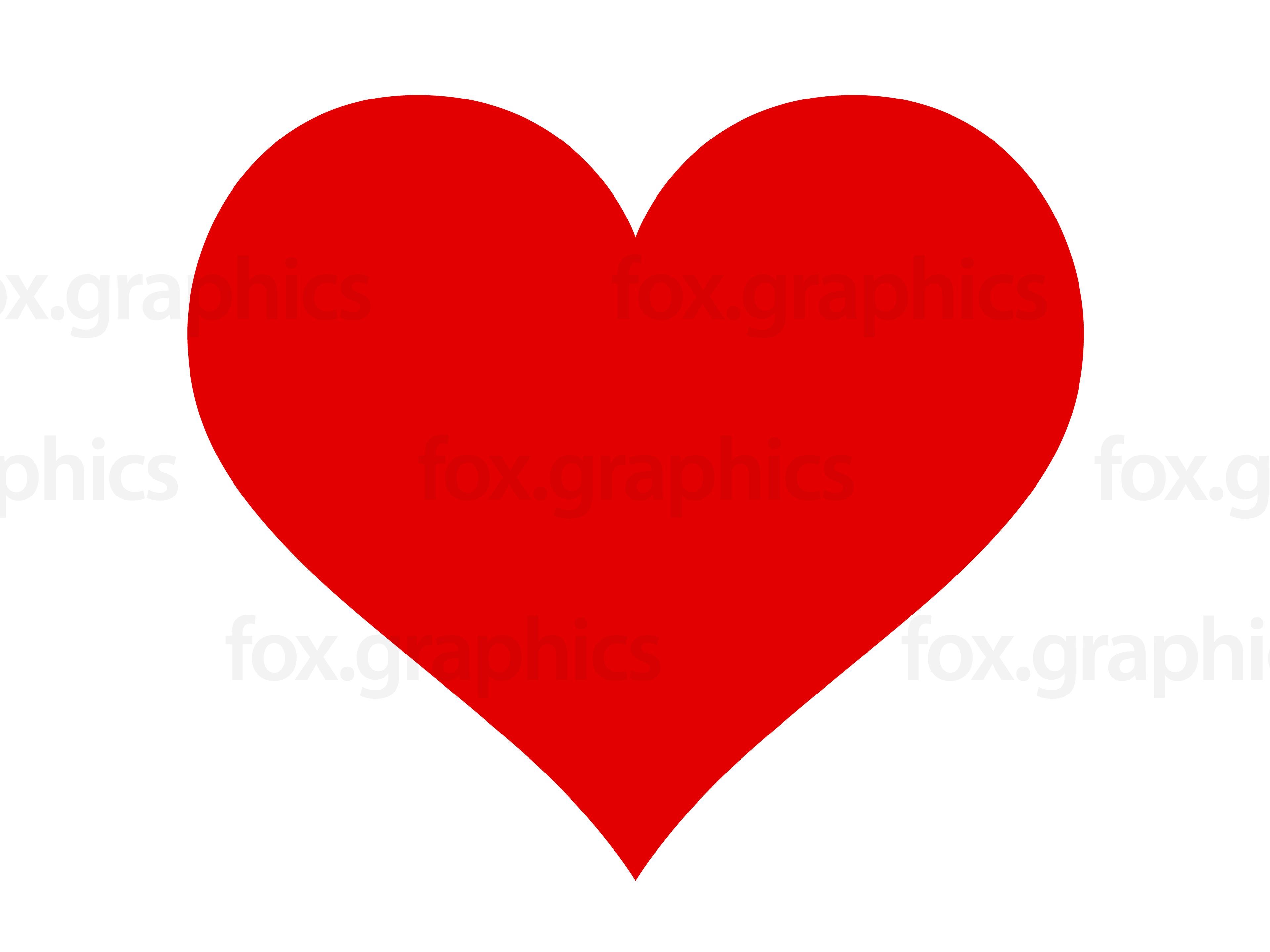 19 Heart Vector Art Images