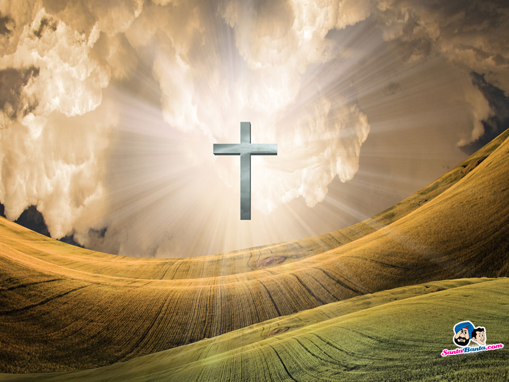 High Resolution Cross Wallpaper Jesus Christ