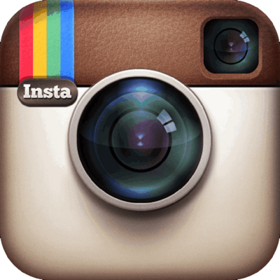 Instagram Icon PSD
