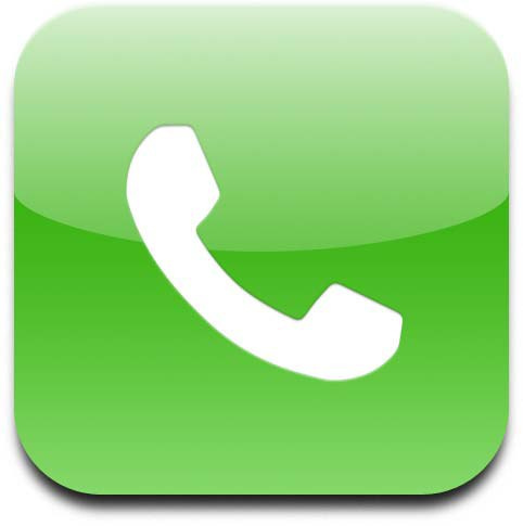 iPhone Phone Call Icon