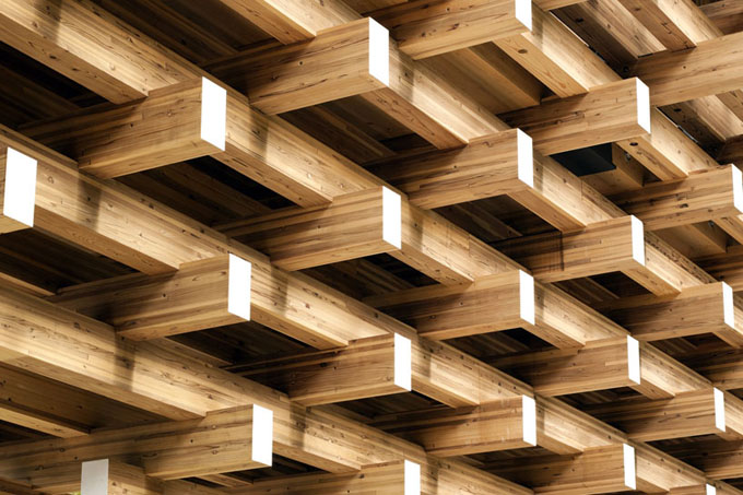 17 Wood Architecture Design Images