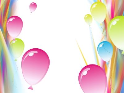 Kids Birthday Party Backgrounds