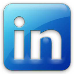 13 LinkedIn Square Icon Images