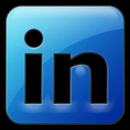 LinkedIn Icon Square